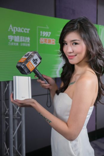 Apacer 20th anniversary and Computex Taipei 2017 (2)