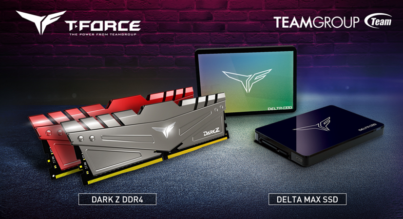 T-FORCE DARK Z DDR4 2